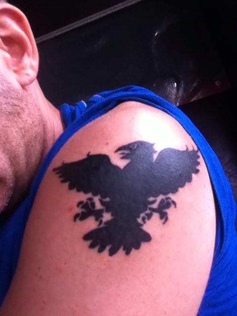 Raven tatt