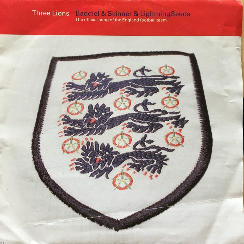 3 Lions cover